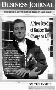 Cover Story 1995 NY Business Journal